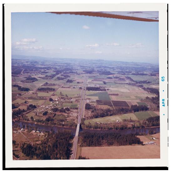 Wilsonville April 1965